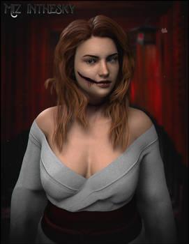~Split Mouth Maiden~
