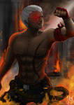 Bryan Fury by VA2O