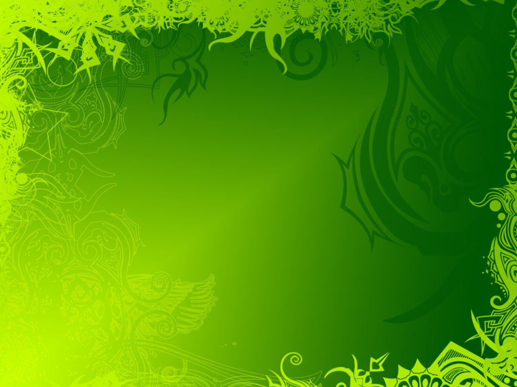 GREEN by Turchenko