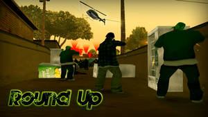 Grove Street Vs SWAT [Final Round-Up]