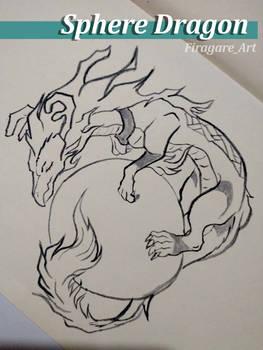 Sphere Floating Dragon
