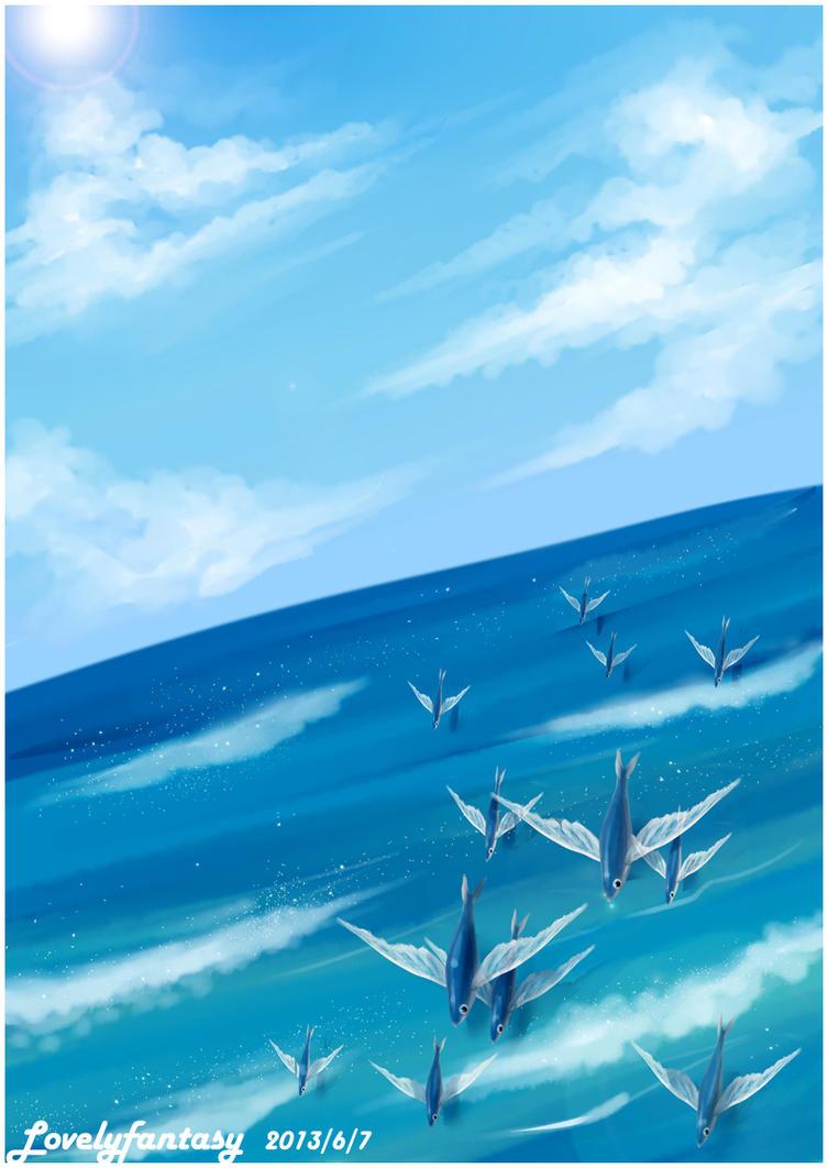Ocean by lovelyfantasy