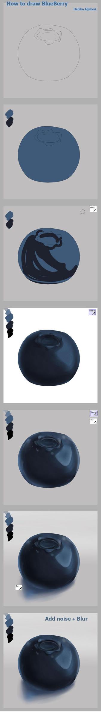 Blueberry - Tutorial by lovelyfantasy