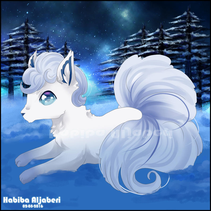 Image Result For Arctic Fox Coloring