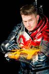 Blood dragon armor. Smithgard cosplay