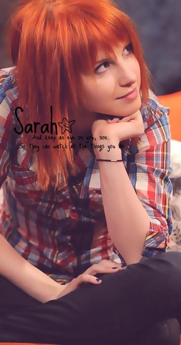 Hayley Williams, 17. by littlenicole on DeviantArt