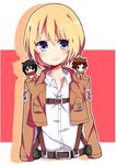 SNK: Armin