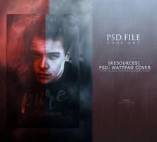 Pure (PSD WATTPAD COVER)