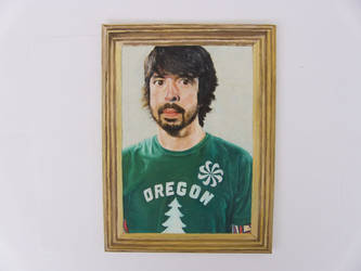 Dave Grohl by JeckHyde