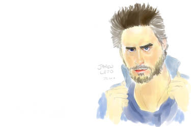 Jared Leto by JeckHyde