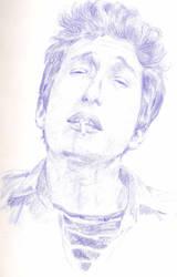 Bob Dylan by JeckHyde