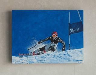 Skier Harrison by JeckHyde