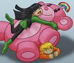 rainbow monkeys are fun...?