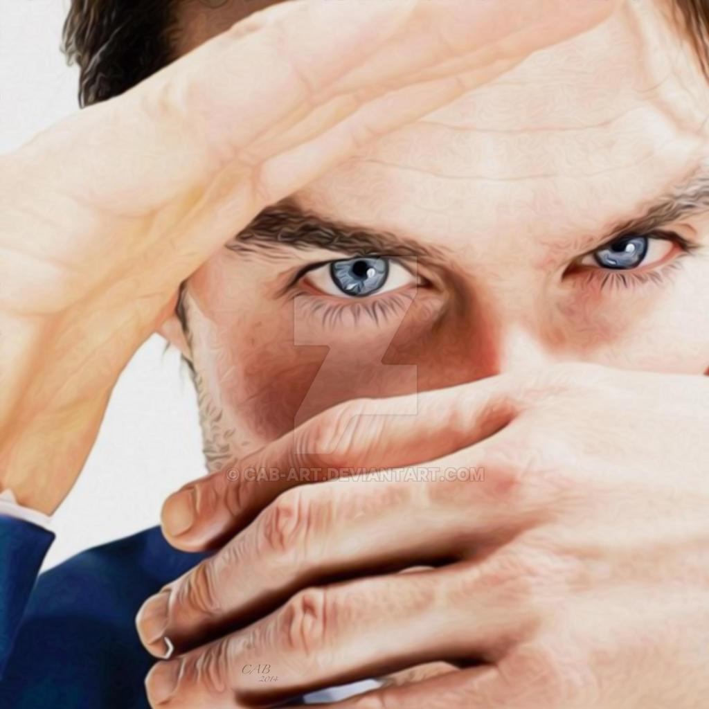 Ian Somerhalder by CAB-Art