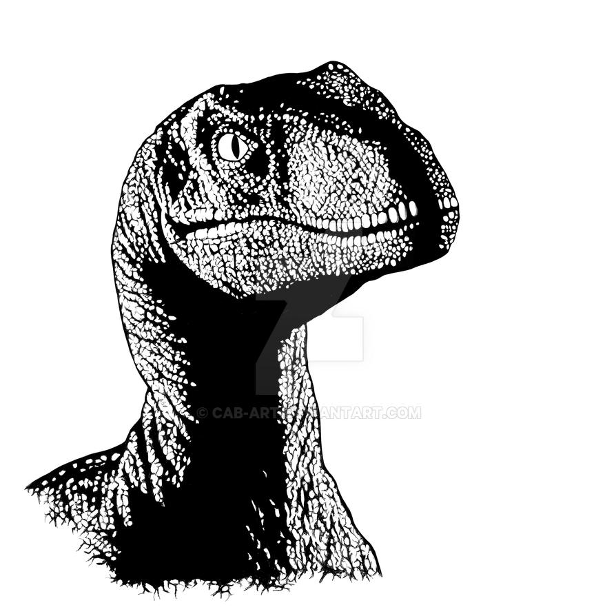 Velociraptor by CAB-Art