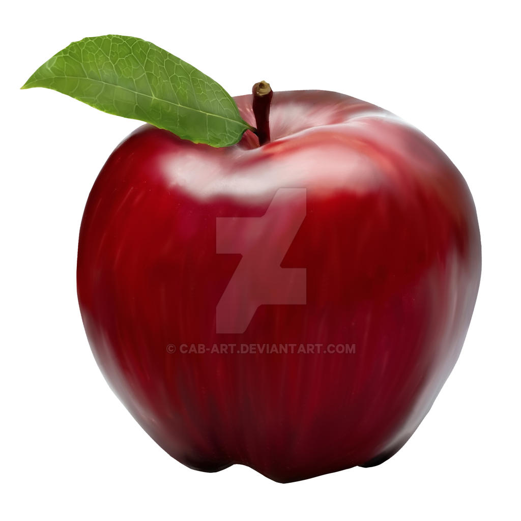 Apple by CAB-Art