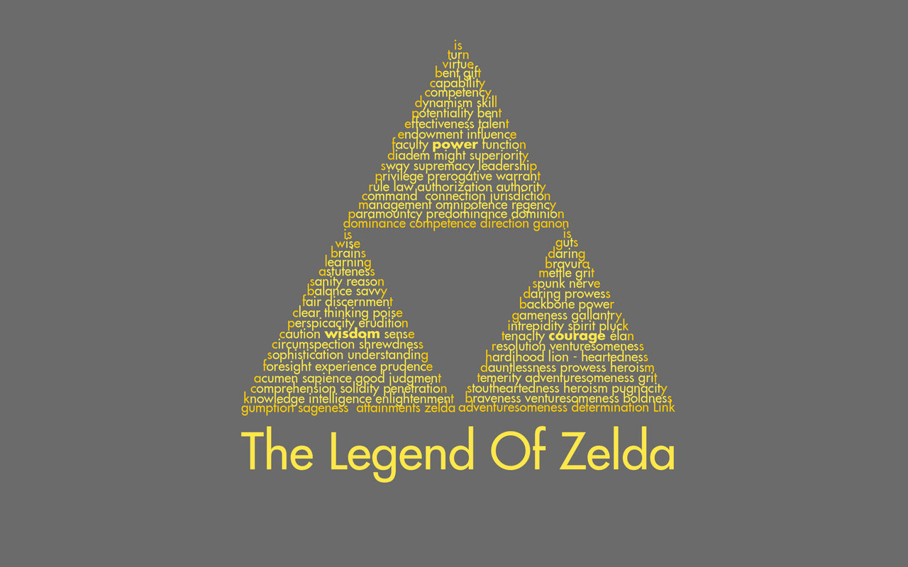 The Legend Of Zelda Triforce Wallpaper By Kamaltmo On Deviantart