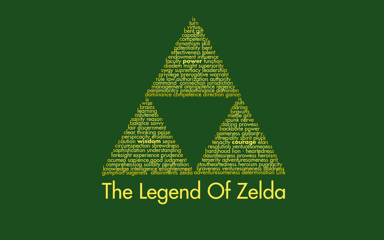 Best Legend Of Zelda Quotes: Triforce Backgrounds With Quotes. QuotesGram
