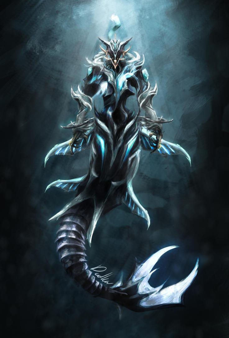 Sea Reaper by sneaky-dudke