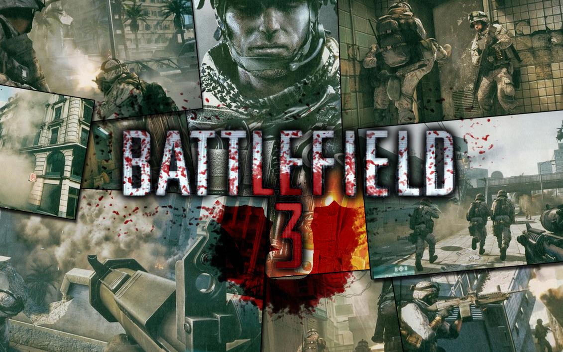 Battlefield 3 1280x800 by lukemat