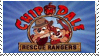 Chip 'n Dale Rescue Rangers Fan Stamp by JRWenzel