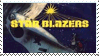 Star Balzers Fan Stamp by JRWenzel