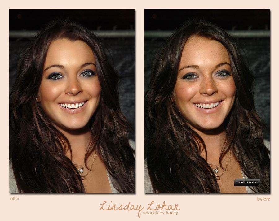 Lindsay Lohan 3 by francy84