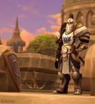 On The Walls of Lordaeron