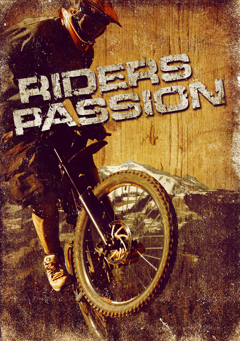 riders passion by stuntarts