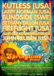 poster - springtime festival