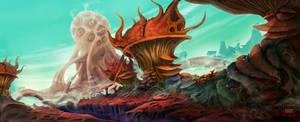 Fungi Planet