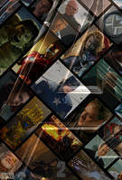 The Avengers 2 Fan Poster by SuperDude001