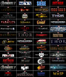 MARVEL Logos - Fan Future
