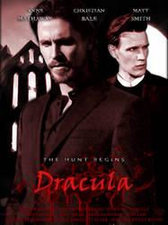Dracula - Modern Fan Poster by SuperDude001