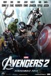 The Avengers 2 - Fan Poster 3