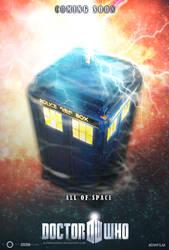 Doctor Who Film - Fan Poster 4