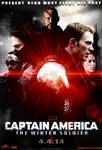 Captain America: The Winter Soldier - Fan Poster