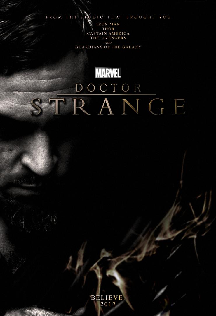 Doctor Strange - Teaser Poster by SuperDude001