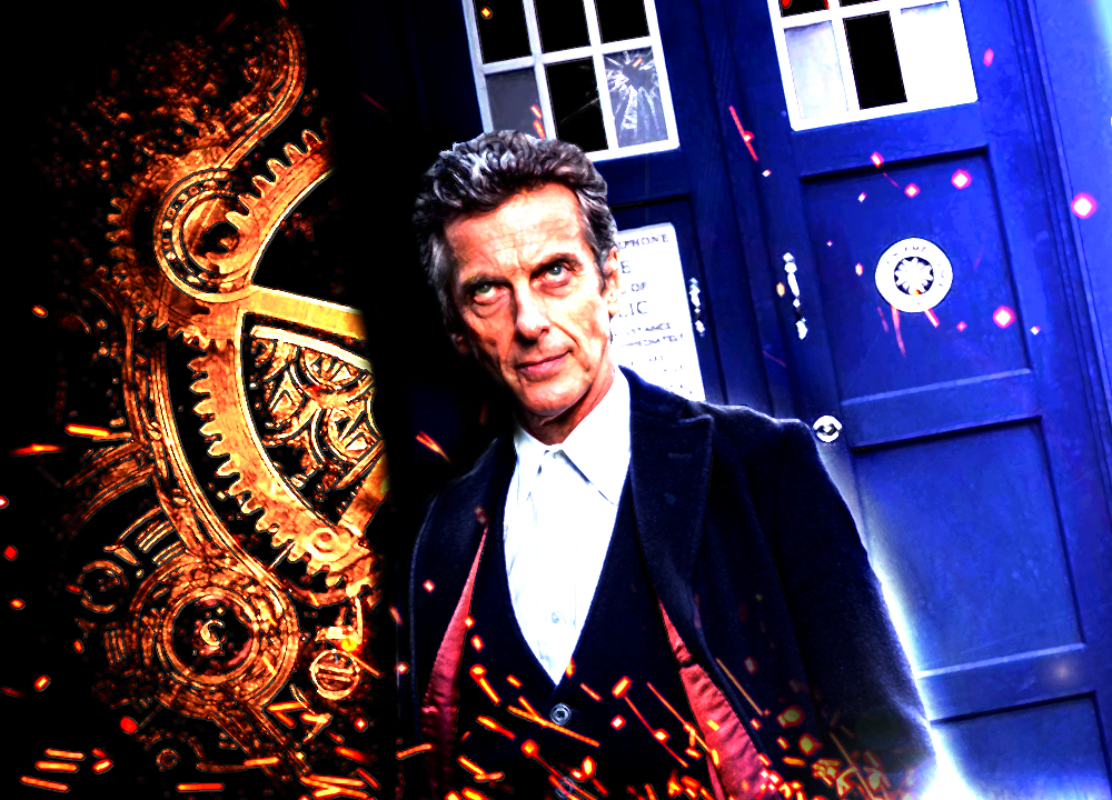 Twelfth Doctor - Concept Adaptation by SuperDude001