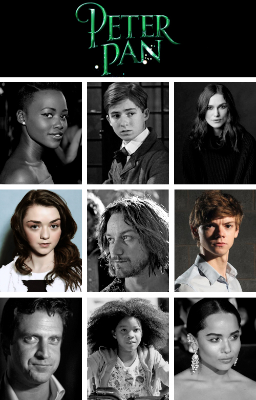 Peter Pan (Film Fancast) by SuperDude001