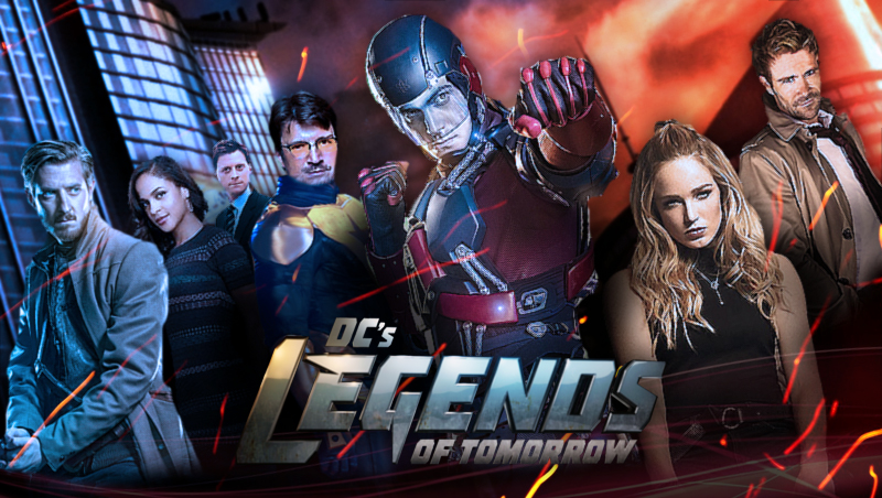 Legends Of Tomorrow - Generation 2 Concept by SuperDude001