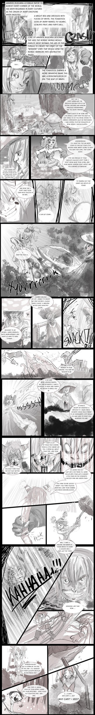 Deadline Rnd 1 .Vs Dandelion by Queen-and-Azriel