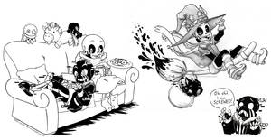 INKtober Compilation5