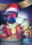Errorink Christmas Card