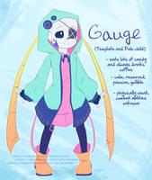 Meet Gauge - April Fools ship kid (+ more Info!) by Unu-Nunium