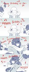 Happy Birthday Template! by Unu-Nunium