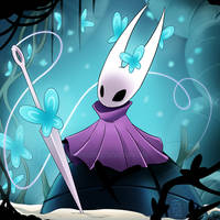 Patreon Request #18 - Hornet (Hollow Knight)