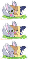 Pokemon - The way to a Morpeko's heart...
