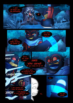 Somewhere Else - Page 32