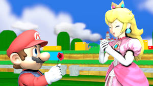 A Rose for Peach! [Requested]
